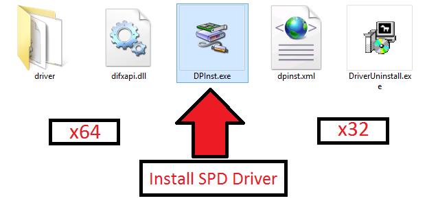 spd driver win7 64 bit