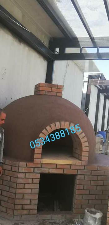 بناء فرن في الرياض , فرن في الشرقية , فرن مطعم , افران مطاعم  0534388185 P_1819zmrbl7