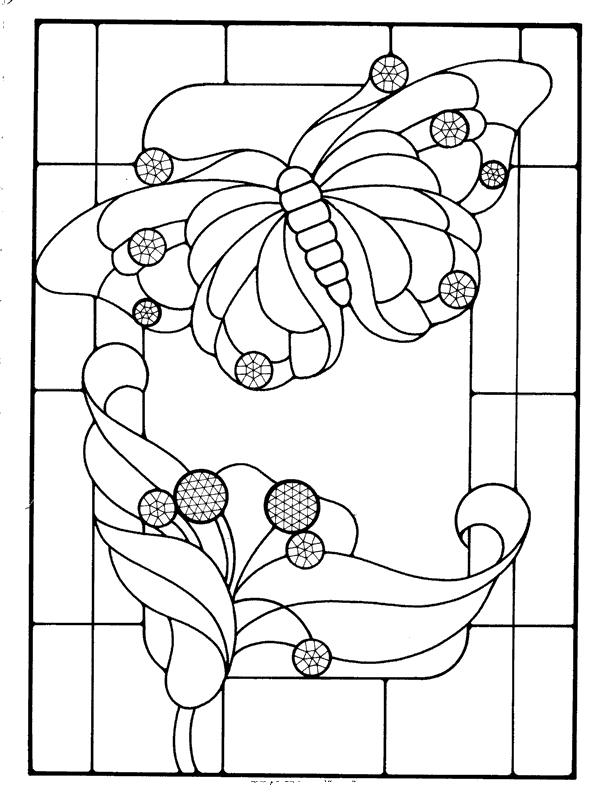 دورة كاملة لتعليم تقنيات الرسم على الزجاج منتديات شعاع